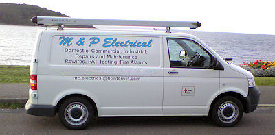 Electricians in Liskeard, Looe, and Polperro: M&P Electrical are a family run business with 25 years experience. Based in Looe and covering South East Cornwall ranging from Bodmin, St Austell, Saltash to Callington we are the premier domestic electrical contractors in the Looe area.